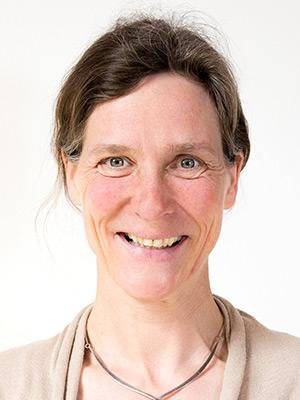 Gabriele Detrois ist Osteopathin in der Praxis biomedi in Oberursel
