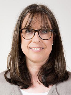 Heike Kosmehl ist Praxismanagerin in der Praxis biomedi in Oberursel